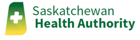 Perspect billing and Saskatchewan health logo